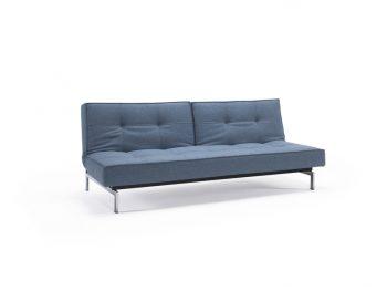 Дизайнерски разтегателен диван Splitback chrome 525
