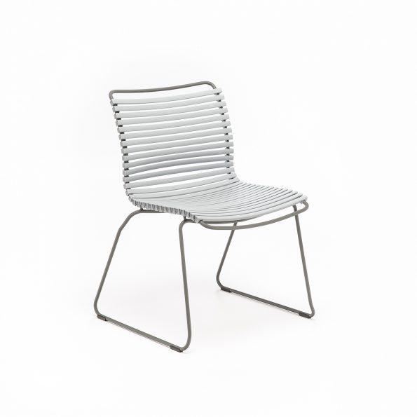Градински стол CLICK Grey