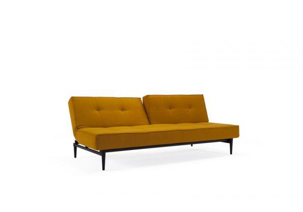 Разтегателен диван Splitback Black Styletto