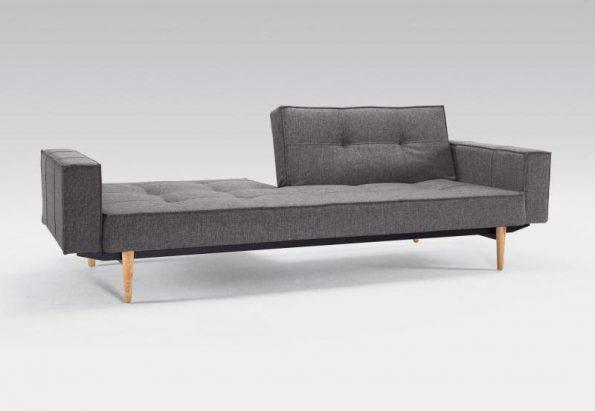 Разтегателен диван Splitback Light Styletto с подлакътници 1