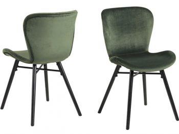 Стол BATILDA горскозелен плюш