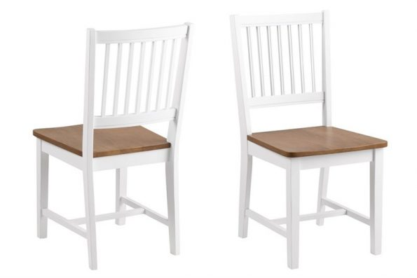 Стол за трапезария Brisbane бял