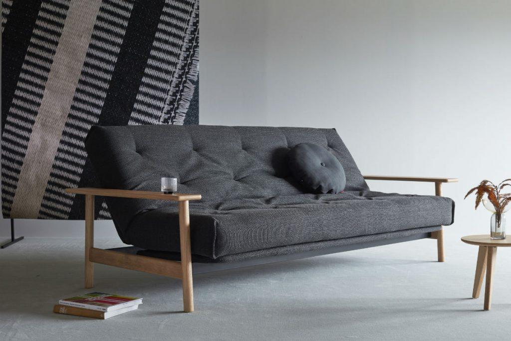 Разтегателен диван-спалня BALDER