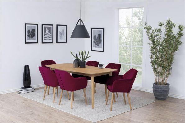 Стол за трапезария Emilia oak
