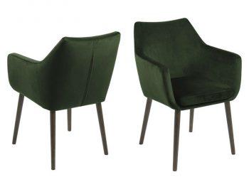 Стол за трапезария Nora горско зеленплюш