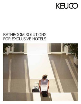 Keuco bathroom solutions exclusive hotels