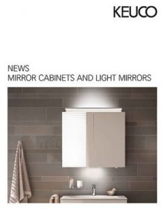 Keuco News Mirror Cabinets