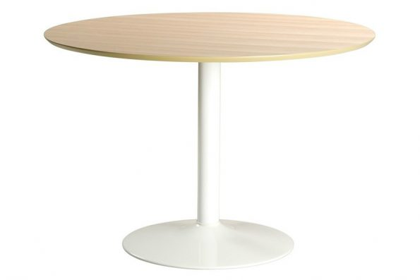Кръгла маса Ibiza Oak ф-110 см.