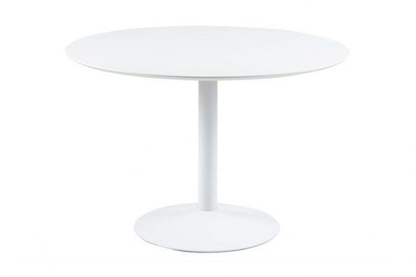 Кръгла маса Ibiza White ф-110 см.