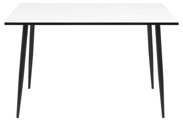 Маса Wilma White 120 x 80 см. 2