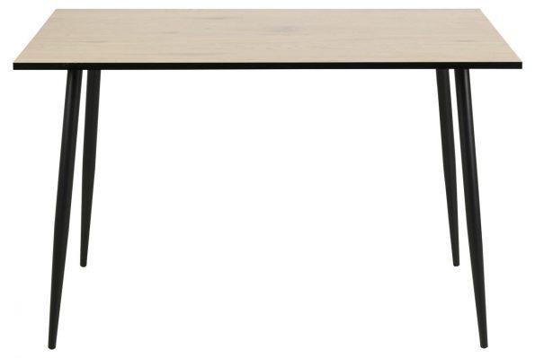 Маса Wilma Wild Oak White 120 x 80 см. 1