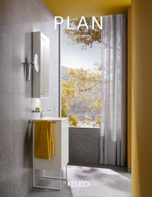 Plan Cloakroom