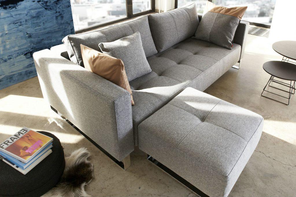 Разтегателен диван Cassius от Innovation Living